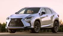 Toyota Motor Sales Recalls Lexus RX350 and RX450h