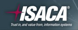 ISACA engages in the development, adoption and use of globally accepted, industry-leading knowledge and practices for information systems