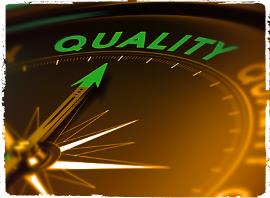 Quality Management is the result of planning, performing, evaluating and continual improvement.