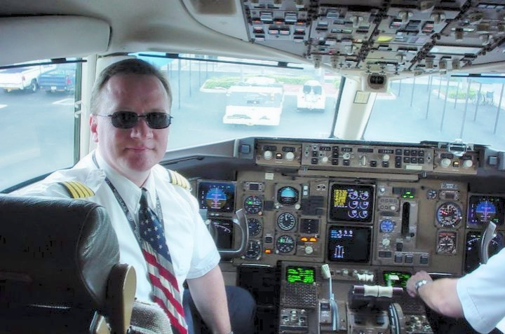 Flying the American Trans Air, aka ATA, Boeing 757