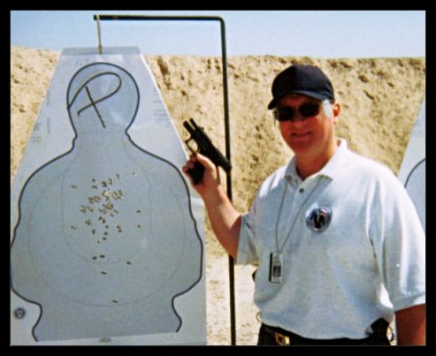 Training at the Federal Law Enforcement Training Center (FLETC) in Artesia, NM