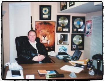 Lynn Alford President Red Horse Records Nashville circa 2000